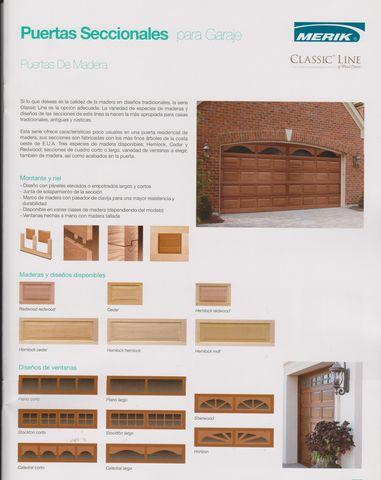 puertas tipo americanas de madera ponte en contacto con